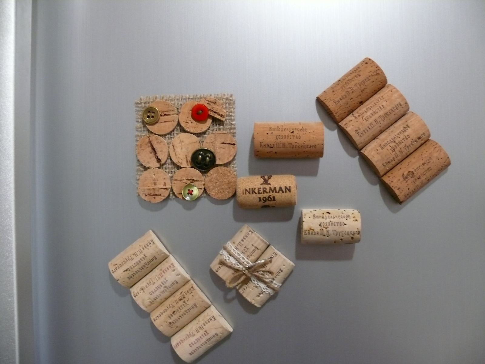 Поделки из винных пробок своими руками. Фото. Мастер-класы 10